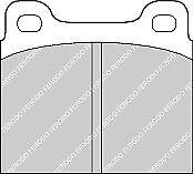 Brand New Ferodo Front Brake Pad - FDB2M - 12 Month Warranty!