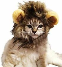 UK SELLER  CAT LION MANE WIG HAIR CLOTHES COSTUME FUNNY DRESS UP CHRISTMAS