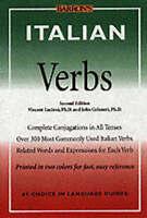 (Very Good)-Italian Verbs (Barron's Verb): 7 (Paperback)-John Colaneri,Vincent L