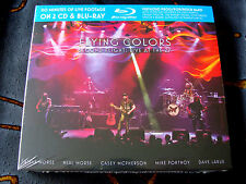 Slip Treble: Flying Colours : Second Flight Live At The Z7  2CD & Blu-Ray Sealed