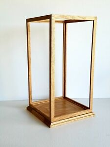"Display Case for doll 8"" Length x 8"" Width x 24"" Height"