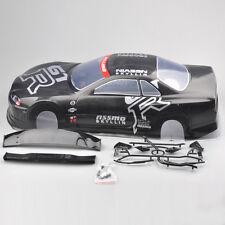 PVC DIY Body Shell 190mm Kforce For 1/10 RC Model On Road Drift Car #020GR