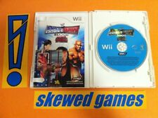 WWE Smackdown vs. Raw 2008 - Wii Nintendo COMPLETE