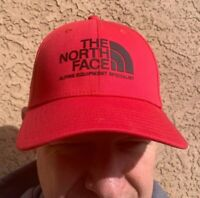 The North Face Classic Sport Cap Hat Red OS