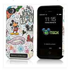 Dooney & Bourke Walt Disney Authentic✿iPhone 4 4S Case✿Mickey Mouse Sketch White