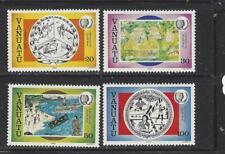 VANUATU - 401 - 404 - MH - 1985 - INTERNATIONAL YOUTH YEAR