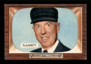 1955 Bowman Set Break #272 John Flaherty VG-EX *OBGcards*