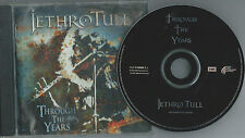 "Jethro Tull     ""Through The Years""     1997 EMI CD"