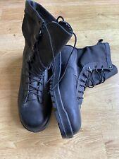 Men's Goretex Belleville 700V Cold Weather Waterproof Duty Boot - Black