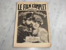*** Film Complet n° 0126 (05/04/1925) - Tragédie Habsbourg