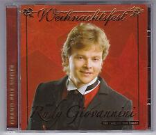 RUDY GIOVANNINI - WEIHNACHTSFEST DER CARUSO DER BERGE CD ALBUM 2006
