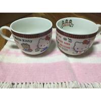 Hello Kitty Mug Cup Tea Cup Set Sanrio Japan F/S