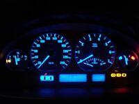 BMW 3 Series E46 SMD LED speedometer conversion kit