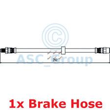 APEC BRAKING 292mm Scheibe Bremssattel flexibel GUMMISCHLAUCH hos4114