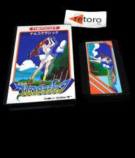 NAMCO CLASSIC GOLF NINTENDO NES famicom Namcot JAPONES No Manual