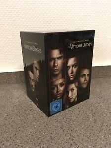 The Vampire Diaries - Die komplette Serie (DVD)