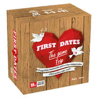 First Dates - Juego de Mesa - Edición Bolsillo - Inspirado en el Programa TV