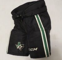 Used CCM HP70 Pro Stock Dallas Stars Hockey Pants Game Used Size Large MeiGray