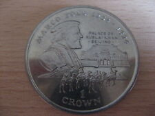 ISLE OF MAN 1998 MARCO POLO 1 crown #17.860