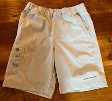 New ListingColumbia Pfg Terminal Tackle Shorts Boys Sz.S (8) Inseam 7�,Fossil (khaki)Nwot