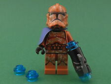 ★ LEGO STAR WARS - 75089  - CLONE TROOPER GEONOSIS / SOLDAT + CAPE BLEUE - NEUF