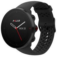 Polar Vantage M GPS Profi Multisportuhr Smartwatch Pulsuhr Fitness - schwarz S/M
