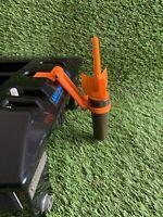 Poisson Spy Echo Pro Vert Appât Bateau Mount Universal Fit Atom Reaper etc