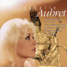 Audio CD: Isabelle Aubret, AUBRET,ISABELLE. Acceptable Cond. Import. 04228342952