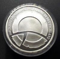 10 Euro Gedenkmünze Silber - 300 Jahre Porzellanherstellung in D - 2009 - st