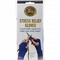 Lion Brand Stress Relief Gloves 1 Pair-large