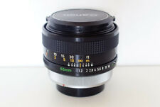 [GOOD] Canon FD 55mm 1.2 SSC Aspherical (A7, micro 4/3, MFT) - #71184