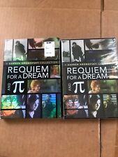 Requiem for a Dream & Pi [New Dvd] Widescreen, Checkpoint, Sensormatic