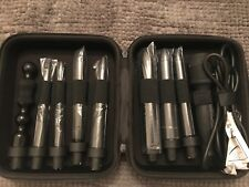NuMe Octowand Set w/ four accessories - 6 of 8 never used