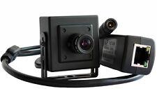 POE Full 1080P 2MP Mini Hidden Secret Spy CCTV Security IP Box Camera Onvif P2P