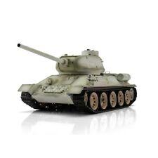 1/16 RC Tank Russian T34/85 Snow Camo BB