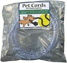 Pet Cords Dog and Cat Cord Protector (10 ft) Pawtec New Ships Asap
