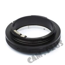 Macro AF Confirm Adapter For Canon FD Lens To EOS EF Camera XTi T3i XS X5 X4 X3
