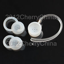 4pcs set Ear Hook Loop Earhook + ear bud Gel Gels For Motorola Elite Flip HZ720