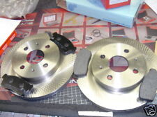 DAIHATSU YRV 1.3 TURBO FRONT BRAKE DISCS & PADS NEW