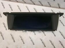 10-16 BMW F07 535i 550ix GT Dash Central Display Monitor OEM 65509243901