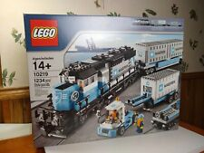 LEGO 10219 Creator MAERSK TRAIN set NEW IN SEALED BOX