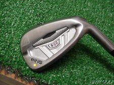 Very Nice Ping S56 9 Iron Yellow Dot Dynamic Gold S-300 Stiff