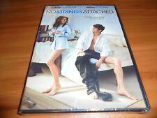 No Strings Attached (DVD, Widescreen 2013) Ashton Kutcher,Natalie Portman NEW