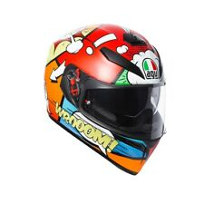 CASCO AGV K3 SV Balloon plk color: Rojo/blanco/Azul gr: L (59)