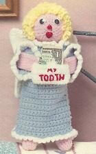 *Tooth Fairy Doll crochet PATTERN INSTRUCTIONS