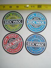 SEX WAX STICKER PACK 4 UNITS