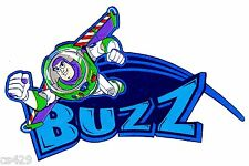 """6.5"""" DISNEY TOY STORY BUZZ WOODY PREPASTED WALLPAPER BORDER CUT OUT"""