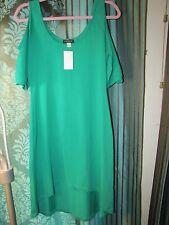 Venus emerald green bodycon dress size Medium