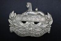 Badge- Gloucestershire Regiment Cap Badge