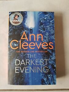 Anne Cleeves The Darkest Evening TB 1x gelesen